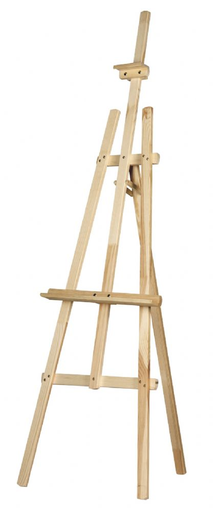 Studio Easel Norfolk 1800 mm - Pine Wood